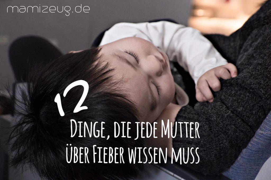 Fieber bei Babys und Kleinkindern