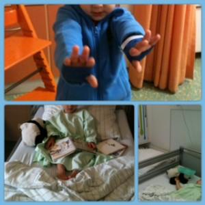 Mein Kind wird operiert
