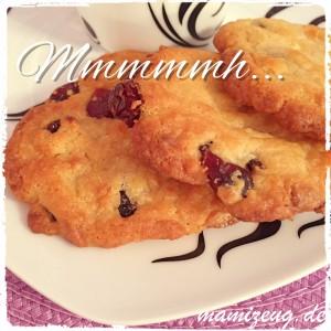 leckere Schoko-Cookies