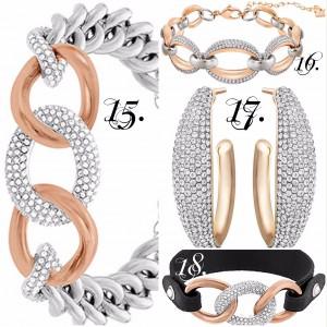 Armbänder Swarovski