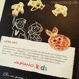 Vapiano Kids