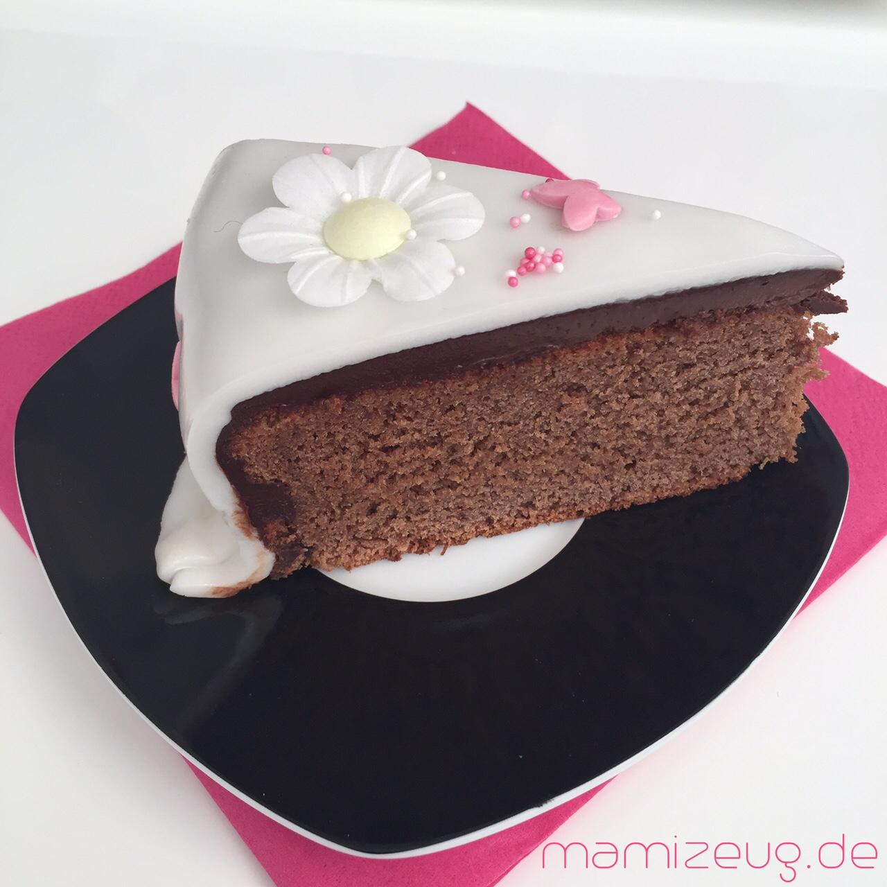 Geburtstagstorte Fur Kinder Minnie Mouse Schokoladentorte