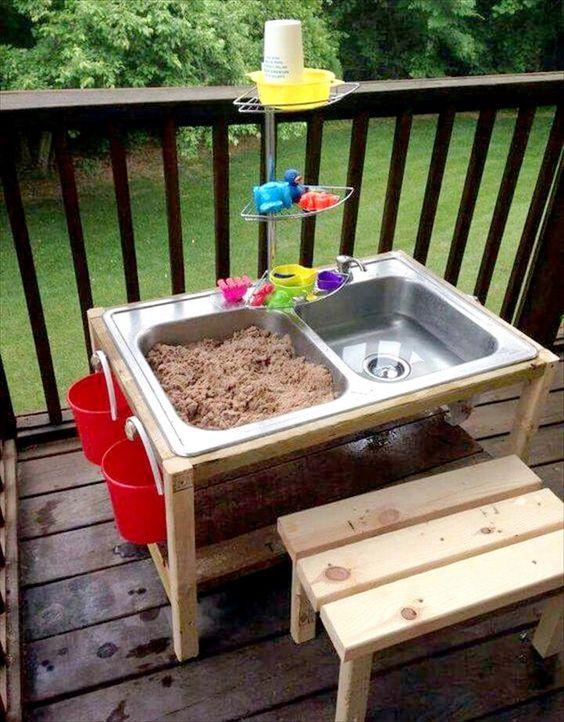 Leben Mit Kindern 10 Smarte Ideen Für Balkon Terrasse Und Garten