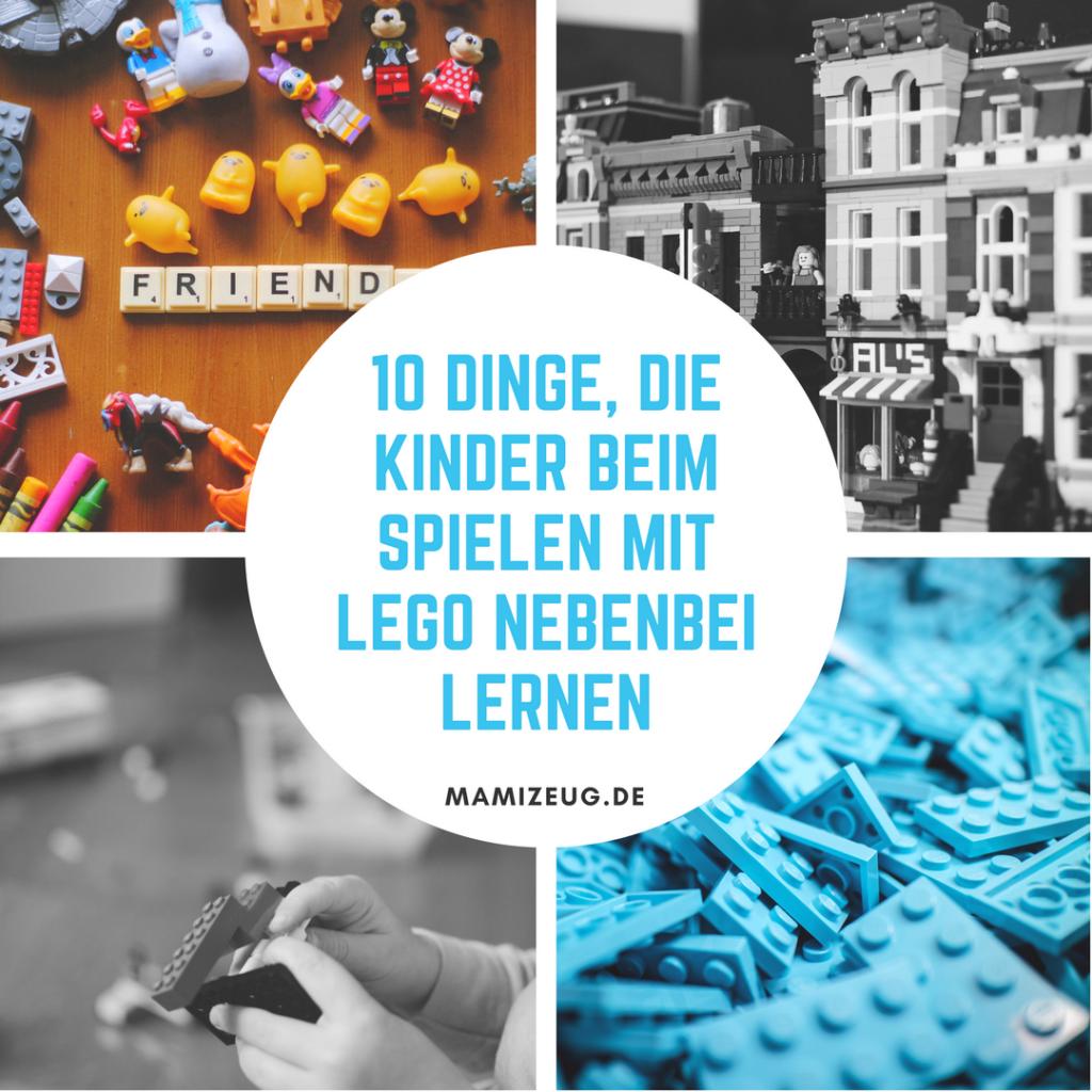 10 Dinge, die Kinder beim Spielen mit Lego nebenbei lernen