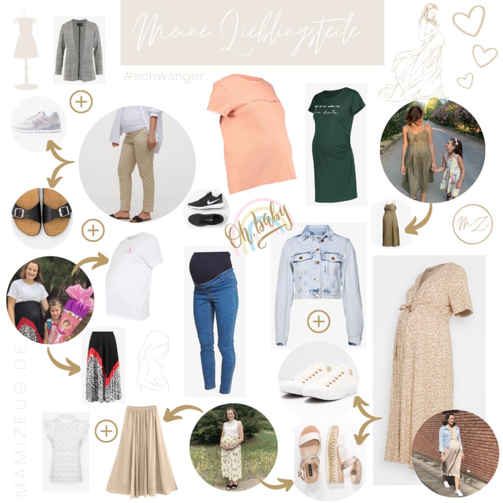 Schwangerschaftsmode, Umstandsmode, Maternity Fashion