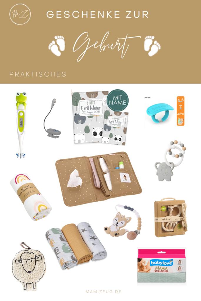praktische Geschenke zur Geburt