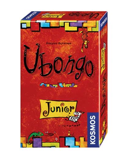 Ubongo Junior darf in keiner Spielesammlung fehlen